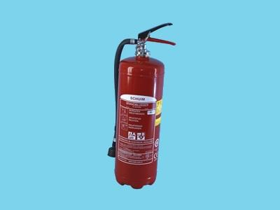 fire extinguisher 6 kg
