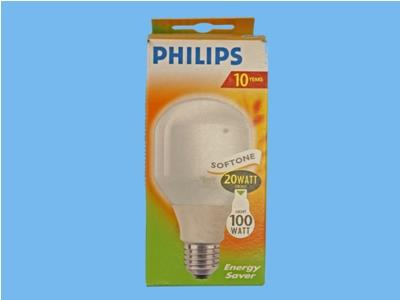 ph energy saving 20w soft 8y
