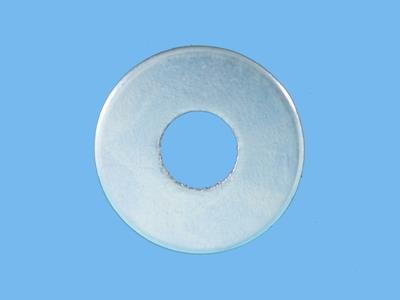 elect galvanised body ring   5x15 mm