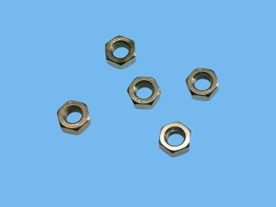 elect galvanised 8 way  nut m16