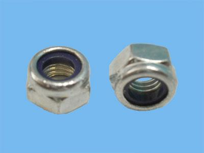 stainless steel lock nut m6