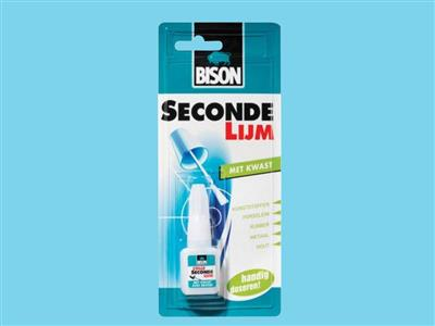 bison powerglue brush with 5 gr