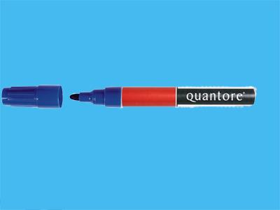 felt-tipped pen quantcre 3000 blue permanent (10)