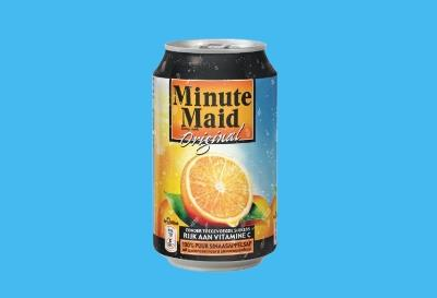 Minute Maid Orange 33cl tray 24 cns