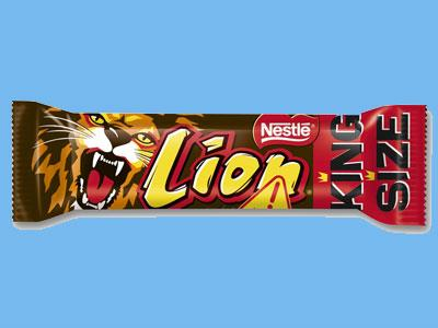 Lion king size      24x65gr