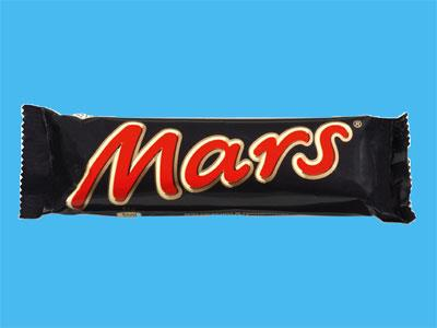 Mars candy bar loose 36x51gr
