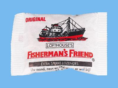 Fisherman white extra strong   24sack/box