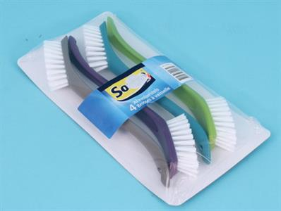 sorbo washing-up brush 4 pieces