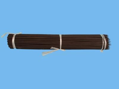 bamboo stick 50cm brown 5,5
