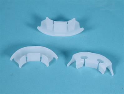 Truss support u-model flex white 6mm