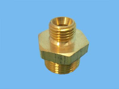 "ripa thread adapter 1/4""ma x 1/2""ma latting hd"