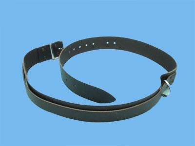 Belt for pressor hose