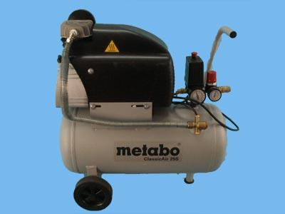 metabo air compressor 255