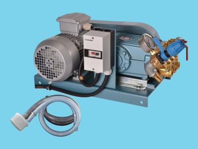 hp-pumpset 21ltr/55bar-400v - ws102