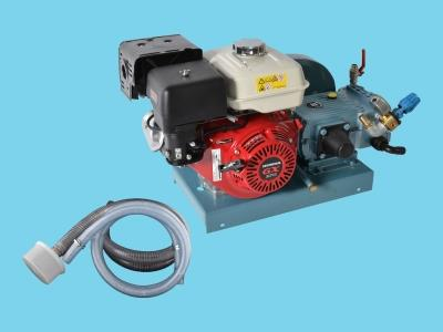 hp-pumpset 50ltr/50bar-benzeen - t55-gx390