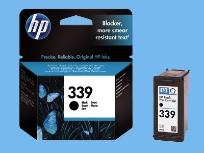 Black Toner Cartridge HP C8767EE 339