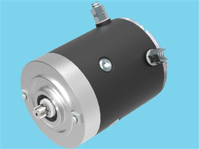 motor hydr. aggr. m24 24vdc 1,5kw mf-4081