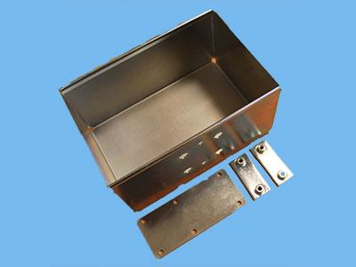 storage tray for trolley 170/180, 25x17x13cm