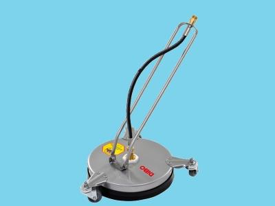 High pressure floor cleaner SS