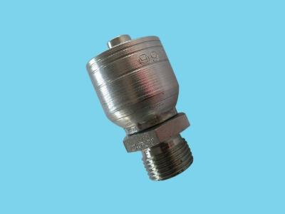 dibo hp coupling 3/8x3/8""