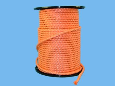 Nylon cord 12mm orange 220m