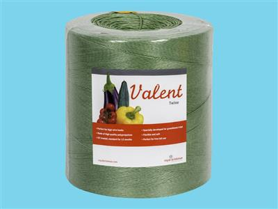 rope valent twine 1/1000 green  6 kg
