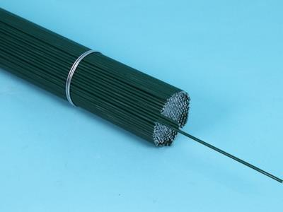 lacquered wire 2.8 mm green 100 cm