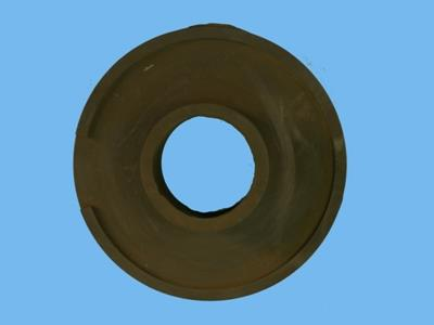 centre rubber sifffilter 3""