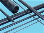 Nylon protection tube 10-13 mm black