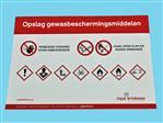 Sticker control middel. / verb.toeg.