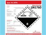 Iron 3% DTPA (bulk)