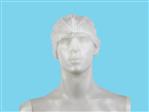 haircap PP blue 100 wokkel 52cm