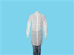 Allwear visitor jacket PP velcro white XXL 100pcs