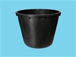 Tree tub 350 liter black
