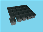 Teku culture PL 2832/20 black 304 box