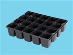 Teku Tray EP 2832/20-10 black 240 box