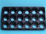Teku tray DT 9/18 black 1275 ep