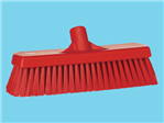 Floor sweeper medium Vikan red