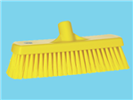Floor sweeper medium Vikan yellow