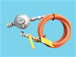 "Connection kit propane 3/8"" HHB"
